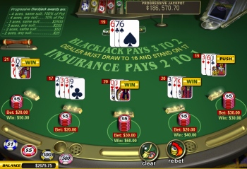 Highest cards in poker