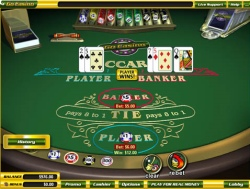 online Baccarat at Rome Casino