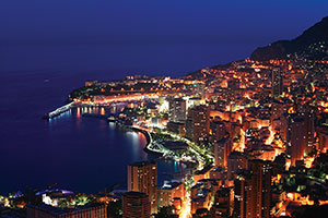 Casinos at Monaco
